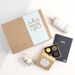 'Thank You' Gift Box - thank you gifts