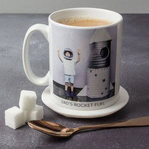Personalised Photo Mug - tableware