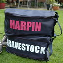 Personalised Boot Bag