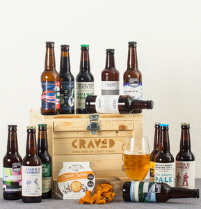 London Beer Bundle - memorable client gifts