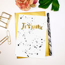 'Je'taime' Greeting Card