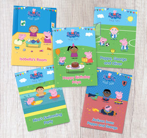 Personalised Peppa Pig: Posters