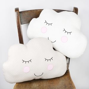 Sweet Dreams Cloud Cushion - baby's room