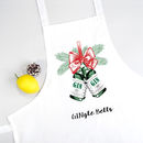 'Gingle Bells' Christmas Apron