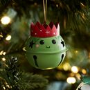 Brussels Sprout And Friends Festive Hanging Decorations