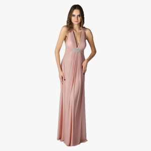 Bridesmaids Biba Long Dress - bridesmaid dresses