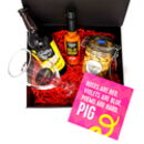 Hot 'N' Saucy Gift Hamper