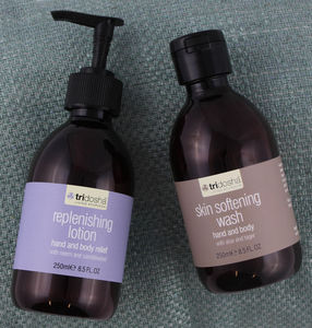Skin Softening Wash And Replenishing Body Lotion Set - gift sets