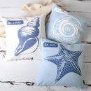 'Le Sable' Nautical Cushion Cover