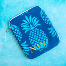 Personalised Pineapple iPad Case