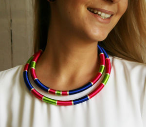 Tropical Statement Necklace - necklaces & pendants