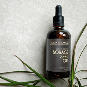 Organic Borage Seed Oil - skin care