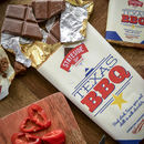 Texas Bbq Milk Chocolate Bar