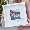 Personalised Favourite Memory Photo Print For Her