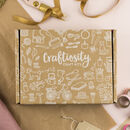 One Month Craft Kit Subscription For Adults