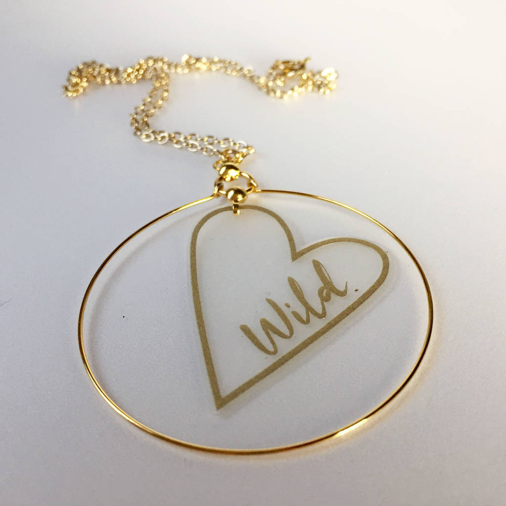 linda necklace lilyandmitchell silver products hoop tahija