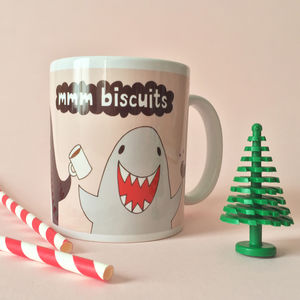 Mmmm Biscuits Mug - what's new