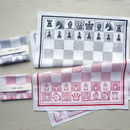 Chess Boardgame hankies