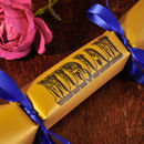 Wedding Favour Or Place Name Crackers Carnival Type