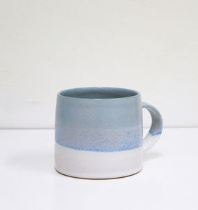 Handthrown Ceramic Mug