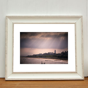 Aldeburgh Beach Art Print - photography & portraits