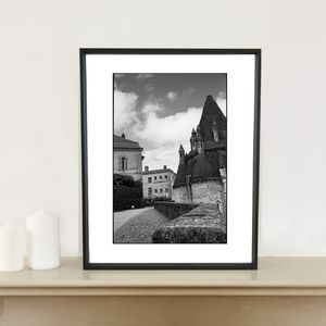 Former Monastery Kitchen Photographic Art Print