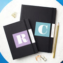 Personalised Alphabet Notebook
