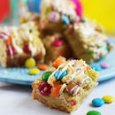 Chocolate Rainbow Blondie Baking Kit