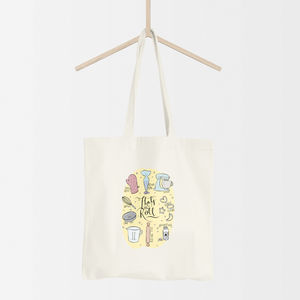 Baking/Cooking Tote Bag