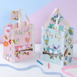 Personalised baby bags new baby gift bags negle Gallery
