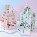 New Baby Gift Bags