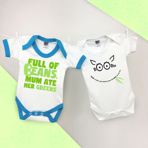 Boobs And Beans, New Baby Gift Boxed Set
