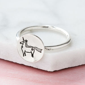 Unicorn Stacking Ring