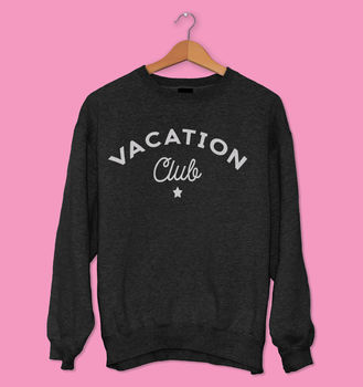 Vacation Club Ladies Jumper