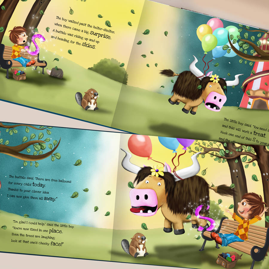 personalised keepsake story book for children by my magic ...