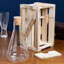 Mad Laboratory Mixology Decanters