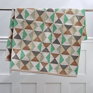 Geometric Rug Runner - rugs & doormats