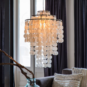 Shell Pendant Light - ceiling lights