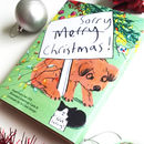 Sorry Dog Christmas Cards Pack Of Eight Cards