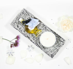 Soothing Indulgence Set - bath & body