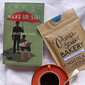Best Of British Chocolate Bar And Book Gift Collection