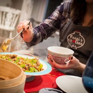 Three Hour Chinese Cookery Class For Two - valentine's experiences