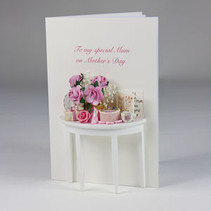 Mother's Day Tea Luxury Card