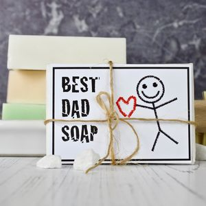Best Daddy Handmade Soap Bar - bath & body