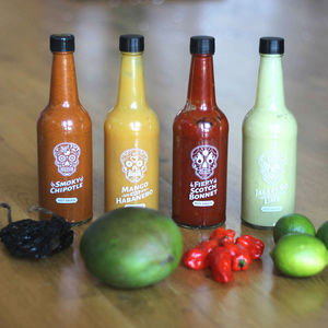 Hot Sauce Selection Gift Set - foodies