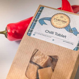 Scottish Chilli Tablet