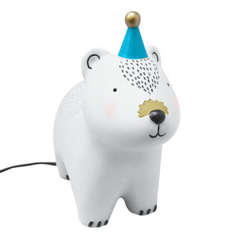 Party Bear Nightlight