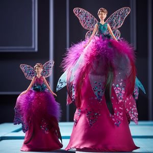 Bright Pink Fairy Tree Topper - tree toppers