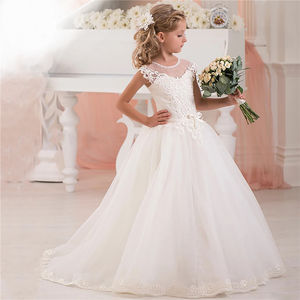 Davina ~ Flower Girl Dress