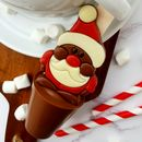 Santa Hot Chocolate Spoon